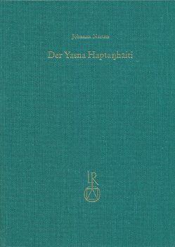 Der Yasna Haptanhaiti von Narten,  Johanna