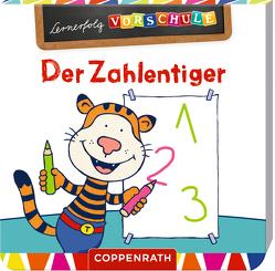 Der Zahlentiger von Carstens,  Birgitt, Wagner,  Charlotte