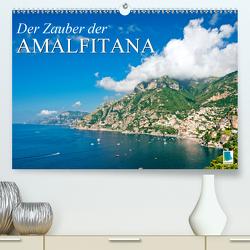 Der Zauber der Amalfitana (Premium, hochwertiger DIN A2 Wandkalender 2020, Kunstdruck in Hochglanz) von CALVENDO