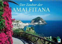Der Zauber der Amalfitana (Wandkalender 2019 DIN A3 quer) von CALVENDO