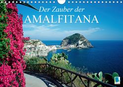 Der Zauber der Amalfitana (Wandkalender 2019 DIN A4 quer) von CALVENDO