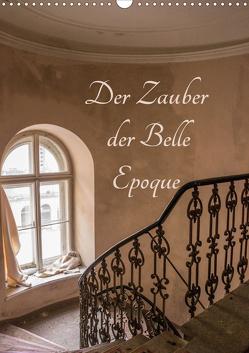 Der Zauber der Belle Epoque (Wandkalender 2020 DIN A3 hoch) von Schmiderer,  Ines