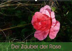 Der Zauber der Rose (Wandkalender 2019 DIN A2 quer) von Vogl,  Beate