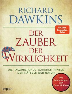 Der Zauber der Wirklichkeit von Dawkins,  Richard, McKean,  Dave, Vogel,  Sebastian