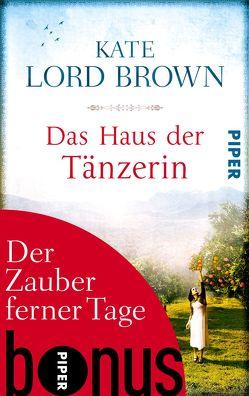 Der Zauber ferner Tage von Brown,  Kate Lord, Link,  Elke