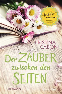 Der Zauber zwischen den Seiten von Caboni,  Cristina, Ickler,  Ingrid