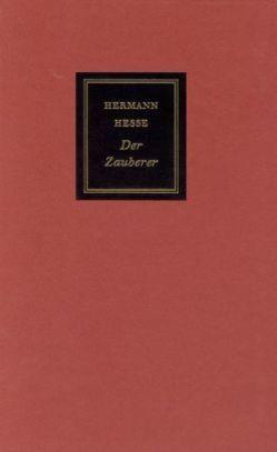 Der Zauberer von Hesse,  Hermann, Zeller,  Bernhard