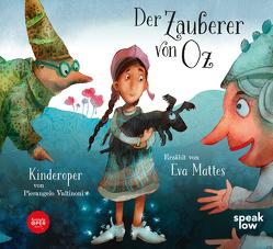 Der Zauberer von Oz von Hofmann,  Anne, Madron,  Paolo, Mattes,  Eva