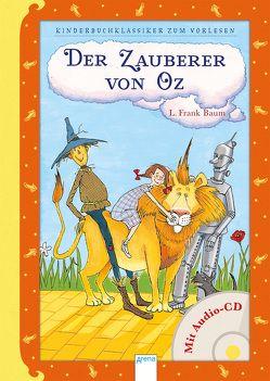 Der Zauberer von Oz von Baum,  Frank L., Hansen,  Christiane, Seidemann,  Maria