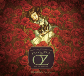 Der Zauberer von Oz von Baum,  Frank L., Jacoby,  Edmund, Lacombe,  Benjamin, Manteuffel,  Felix von, Perez,  Sébastien