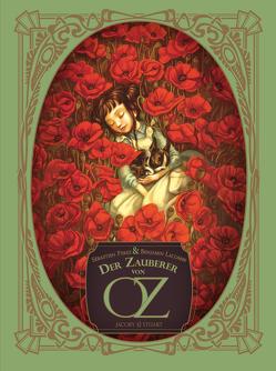 Der Zauberer von Oz von Baum,  Lyman Frank, Lacombe,  Benjamin, Perez,  Sébastien