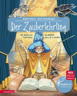 Der Zauberlehrling von Eisenburger,  Doris, Simsa,  Marko