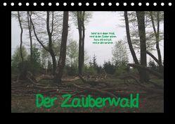 Der Zauberwald (Tischkalender 2018 DIN A5 quer) von Bernds,  Uwe