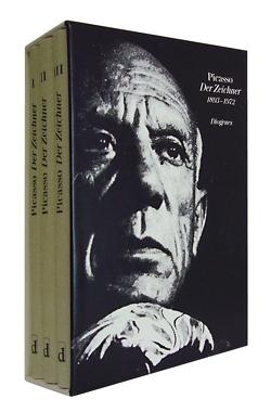 Der Zeichner von Jouvet,  Jean, Picasso,  Pablo