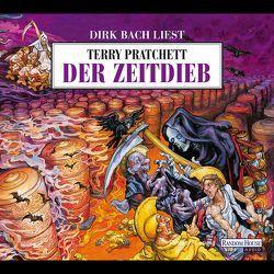 Der Zeitdieb von Bach,  Dirk, Brandhorst,  Andreas, Pratchett,  Terry