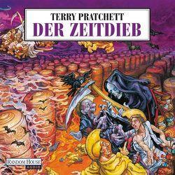 Der Zeitdieb von Brandhorst,  Andreas, Koch,  Michael-Che, Pratchett,  Terry