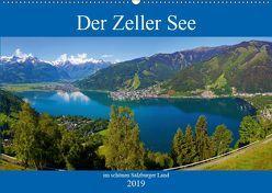 Der Zeller See im schönen Salzburger Land (Wandkalender 2019 DIN A2 quer) von Kramer,  Christa
