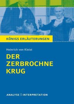 Der zerbrochne Krug. von Jürgens,  Dirk, Kleist,  Heinrich von