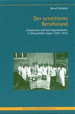 Der zerstrittene Berufsstand von Holtwick,  Bernd