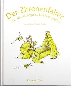 Der Zitronenfalter von Kiwek,  Manfred, Kulturverlag Polzer, Porsche,  Daniell
