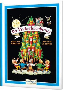 Der Zuckertütenbaum von Heinrich,  Richard, Sixtus,  Albert