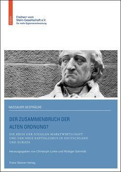 Der Zusammenbruch der alten Ordnung? von Lorke,  Christoph, Schmidt,  Rüdiger