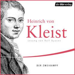Der Zweikampf von Boysen,  Rolf, Kleist,  Heinrich von