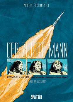 Der zweite Mann. Band 1 (von 2) von Eickmeyer,  Peter