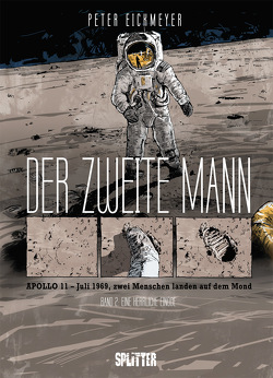 Der zweite Mann. Band 2 (von 2) von Eickmeyer,  Peter