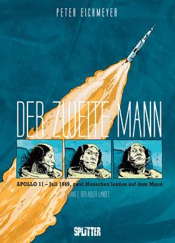 Der zweite Mann Bd. 1 (von 2) von Eickmeyer,  Peter