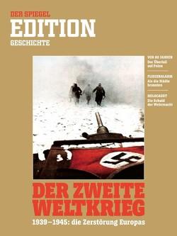Der zweite Weltkrieg von Rudolf Augstein (1923–2002), SPIEGEL-Verlag Rudolf Augstein GmbH & Co. KG