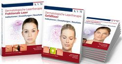 Dermatologische Lasertherapie – In 3 Bänden von Bodendorf,  Marc Oliver, Grunewald,  Sonja, Paasch,  Uwe