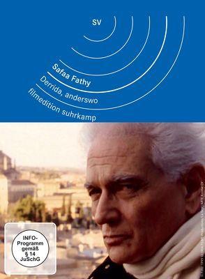 Derrida, anderswo von Derrida,  Jacques, Fathy,  Safaa