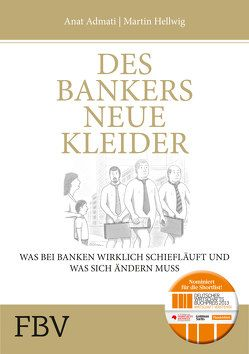 Des Bankers neue Kleider von Admati,  Anat, Hellwig,  Martin