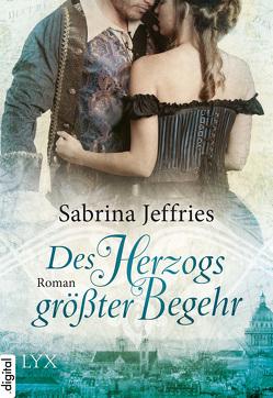 Des Herzogs größter Begehr von Fliedner,  Andreas, Jeffries,  Sabrina