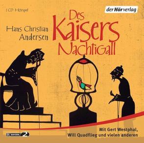 Des Kaisers Nachtigall von Andersen,  Hans Christian, Pan,  Ingrid, Quadflieg,  Will, Westphal,  Gert