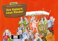Des Kaisers neue Kleider. Kamishibai Bildkartenset. von Andersen,  Hans Christian, Lefin,  Petra