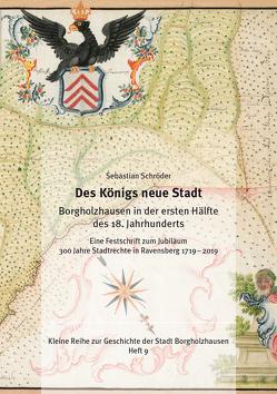 Des Königs neue Stadt von Schröder,  Sebastian