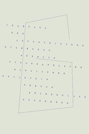 Des Luftschiffers Giannozzo Seebuch von Detjen,  Klaus, Paul,  Jean