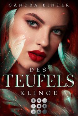 Des Teufels Klinge (Die Teufel-Trilogie 2) von Binder,  Sandra