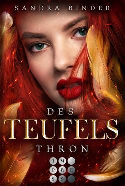 Des Teufels Thron (Die Teufel-Trilogie 3) von Binder,  Sandra