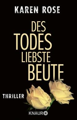 Des Todes liebste Beute von Rose,  Karen, Winter,  Kerstin