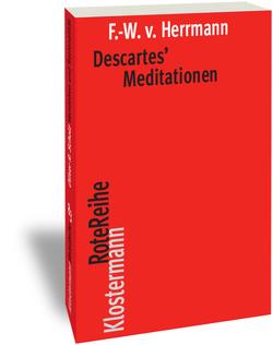 Descartes' Meditationen von Herrmann,  Friedrich-Wilhelm von