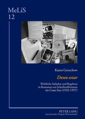 «Deseo estar» von Genschow,  Karen