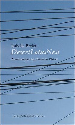 DesertLotusNest von Breier,  Isabella