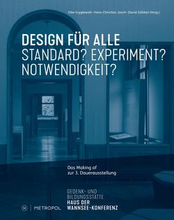 Design für Alle von Gryglewski,  Elke, Jasch,  Hans-Christian, Zolldan,  David