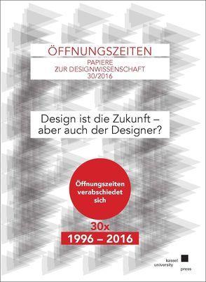 Design ist die Zukunft – aber auch der Designer? von Präsident der Fachhochschule Lübeck