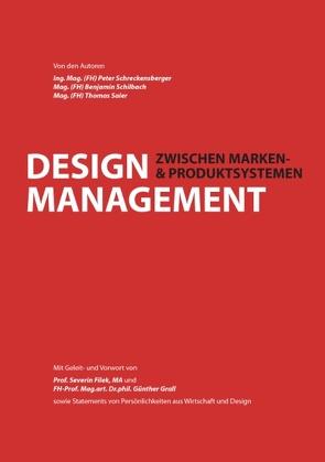 Design Management von Saier,  Thomas, Schilbach,  Benjamin, Schreckensberger,  Peter
