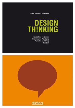Design Thinking von Ambrose,  Gavin, Harris,  Paul