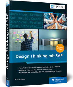Design Thinking mit SAP von Busse,  Manuel